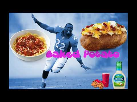 C. J. Anderson - Baked Potato (Pregame Meal Remix)