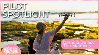 Women Who Drone | Shot By Camilla Dellión