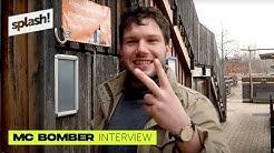 """MC Bomber über """"Gebüsch"""", Sexismus im Rap und Tiere (Interview) (Archiv)"""