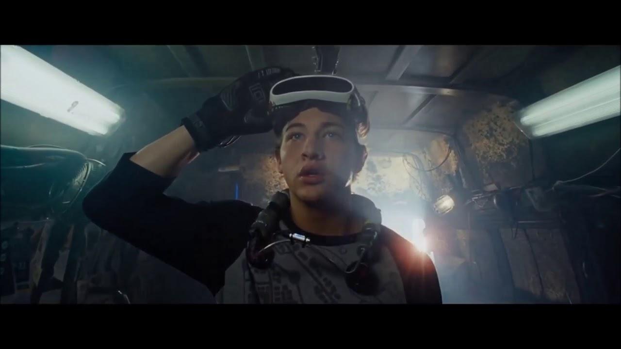 Ready Player One movie trailer 一級玩家 電影預告 中文字幕 2018 - YouTube