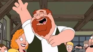 (family guy) irish dad song
