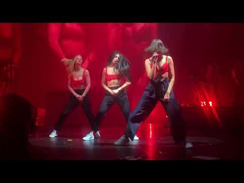 HIGH - Dua Lipa live @ O2 Apollo Manchester (FULL PERFORMANCE)
