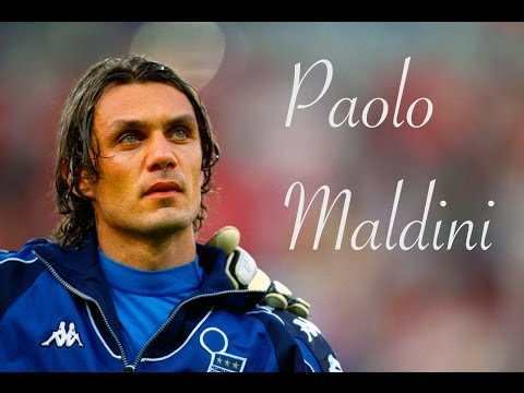 Paolo Maldini | The Ultimate Defender