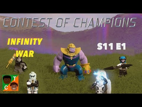LEGO Marvel Superheroes 2: Infinity War Contest Of Champions!! S11 E1