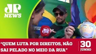 Apoiador gay de Bolsonaro: 'O movimento LGBT não me representa'