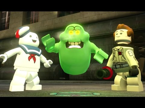 LEGO Dimensions - Ghostbusters Adventure World 100% Guide (All Collectibles)