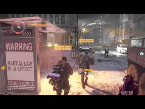 TOM CLANCY´S The Division - Welcome to th DarkZone