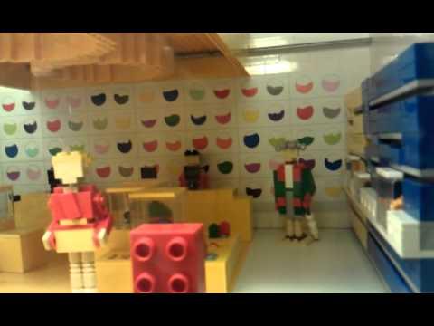 LEGO Store Tour - Cleveland, OH Beachwood - YouTube