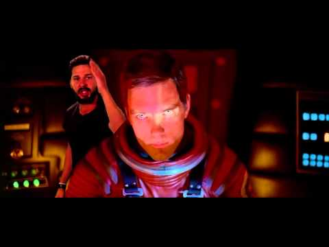 2001 A Space Odyssey Opening in 1080 HD clip