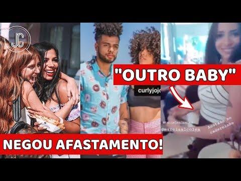 """""""OUTRO BABY"""" revela Taci Alcolea para DESEJO no próximo ano! Evelyn Regly NEGA afastamento! E+"""
