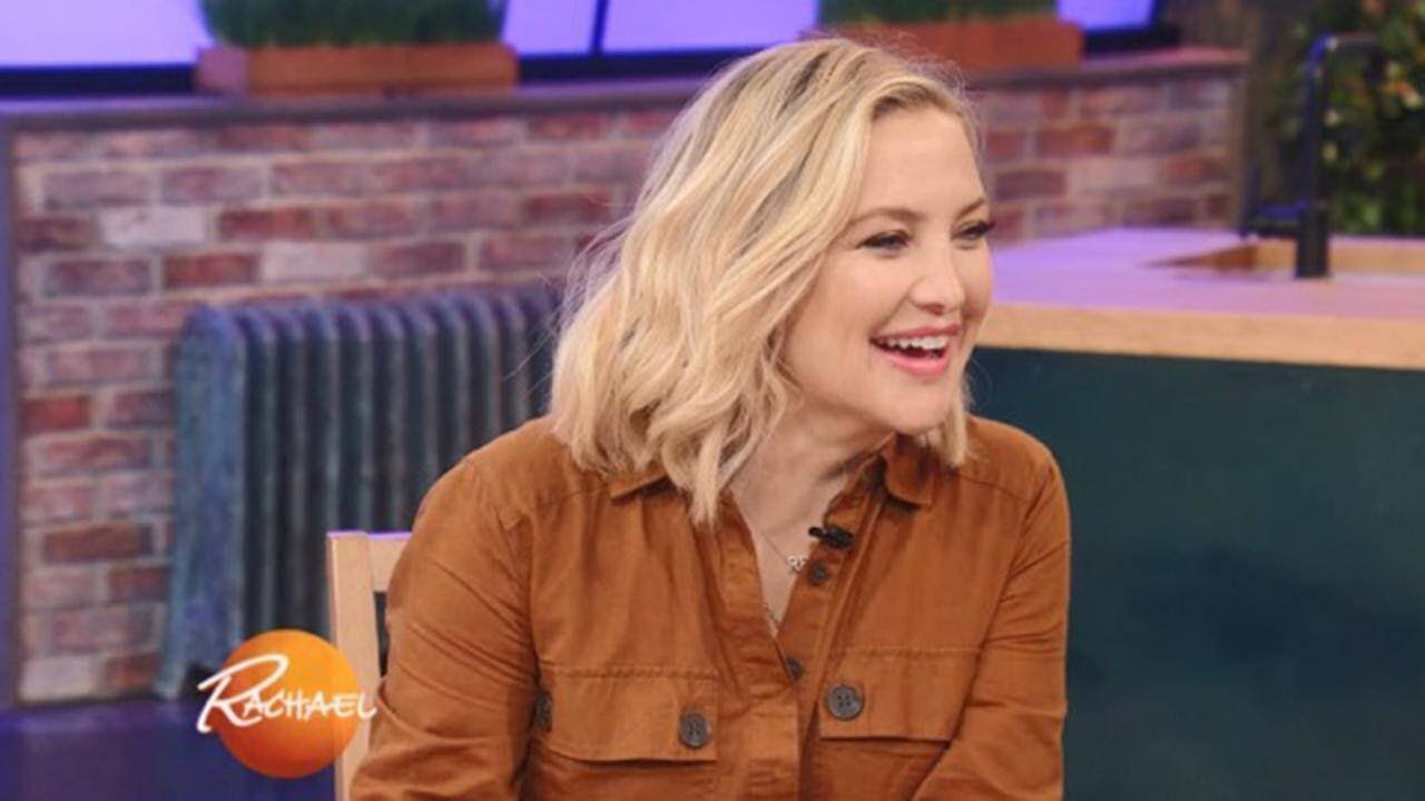 Kate Hudson Just Gave a Rare Interview About Raising Her Kids ...