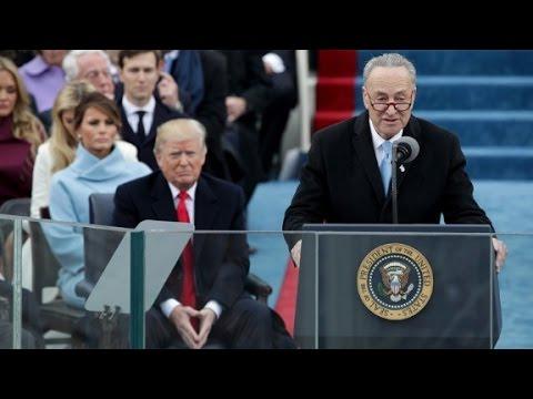 Schumer: Trump populism masks hard-right agenda