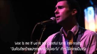 เพลง Lost Star - Adam Levine (ซับไทย อังกฤษ)