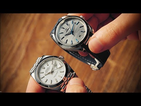 Cheaper And Better Than A Rolex DateJust? | Watchfinder & Co.