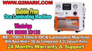 Baixar RE-700+ Bubble Free OCA Laminating Machine Rs 55000/- Call / WhatsApp :9830833133 / 9831133133