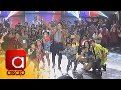 ASAP: Primetime King Coco Martin performs with child stars