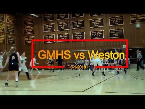 Gmhs Vs Weston 3 1 18 quarter Final ComPressed