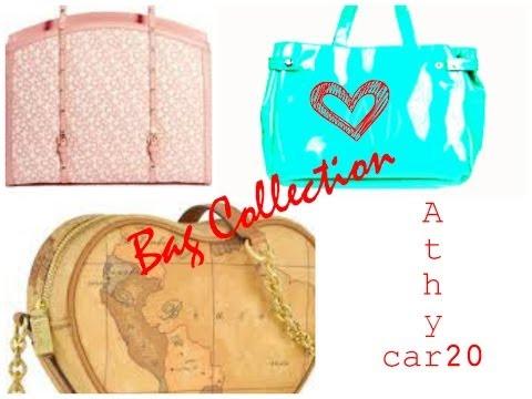 Οι αγαπημενες μου τσαντες/My bag collection