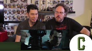 Batman V Superman Ultimate Edition Trailer Reaction & Review