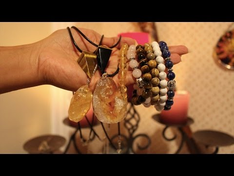 Crystal/Gemstones November Haul Video By Twin Flame Diary