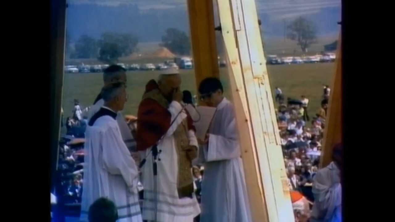 Pieśń przy której płakał Ojciec Święty Jan Paweł II (moje wspomnienie)