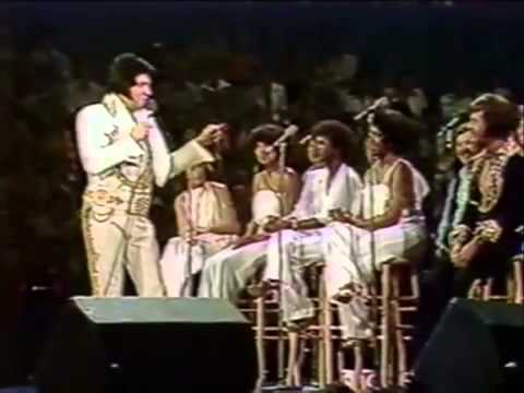 Elvis Presley in concert   june 19, 1977 Omaha best quality so far I know of
