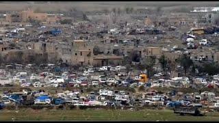 El último bastión de Dáesh en Siria resiste