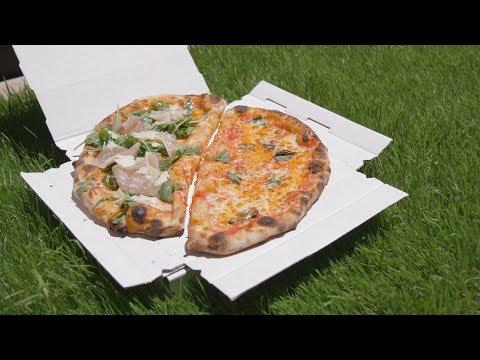 Chicago's Best Food Trucks: Da Pizza Dude