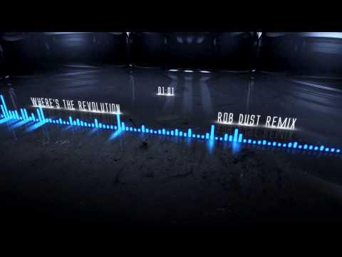 Depeche Mode - Where's The Revolution (Rob Dust Remix)