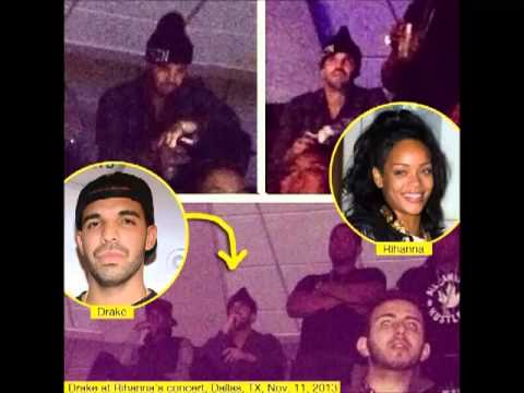 drake and rihanna really dating