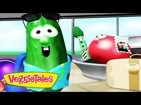Veggie Tales | Song Of The Cebu | Silly Songs With Larry | Kids Cartoon | Videos For Kids
