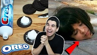 THE FUNNIEST PRANKS EVER!