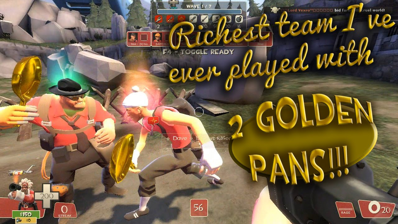 how to get the golden frying pan in tf2