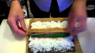 八丼餚-卷壽司教學