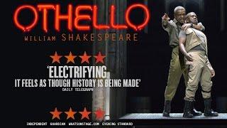 Trailer | Othello | Royal Shakespeare Company
