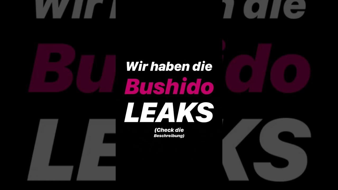 Bushido Leak