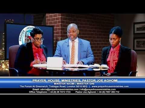 Faith World TV Ministration: Breakthrough Part 6: Tables Of Abundant Provisions