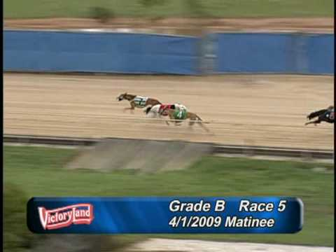 Victoryland 4/1/09 Matinee Race 5