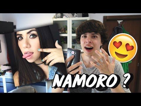 PEDI A MARIA VENTURE EM NAMORO! - PrankCalls a Youtubers #1