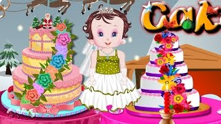 Baby Lisi Cooking Cake Games Compilation HD Lisi Baby Episodes