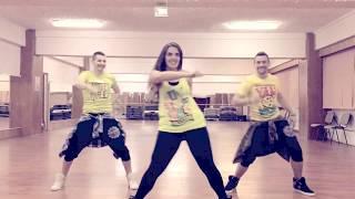 Cavanna - El Fuego del Amor - Zumba ® Fitness Choreo by Nichol