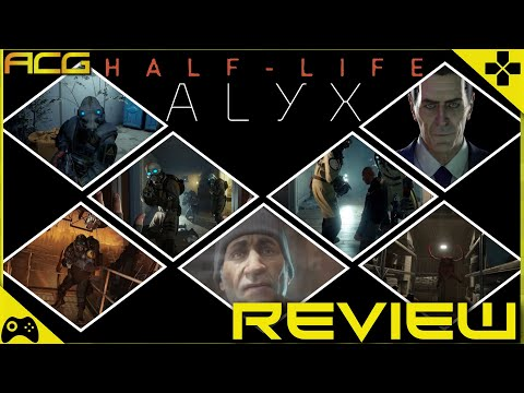 """Half-Life Alyx Review """"Buy, Wait For Sale, Rent, Never Touch?"""""""