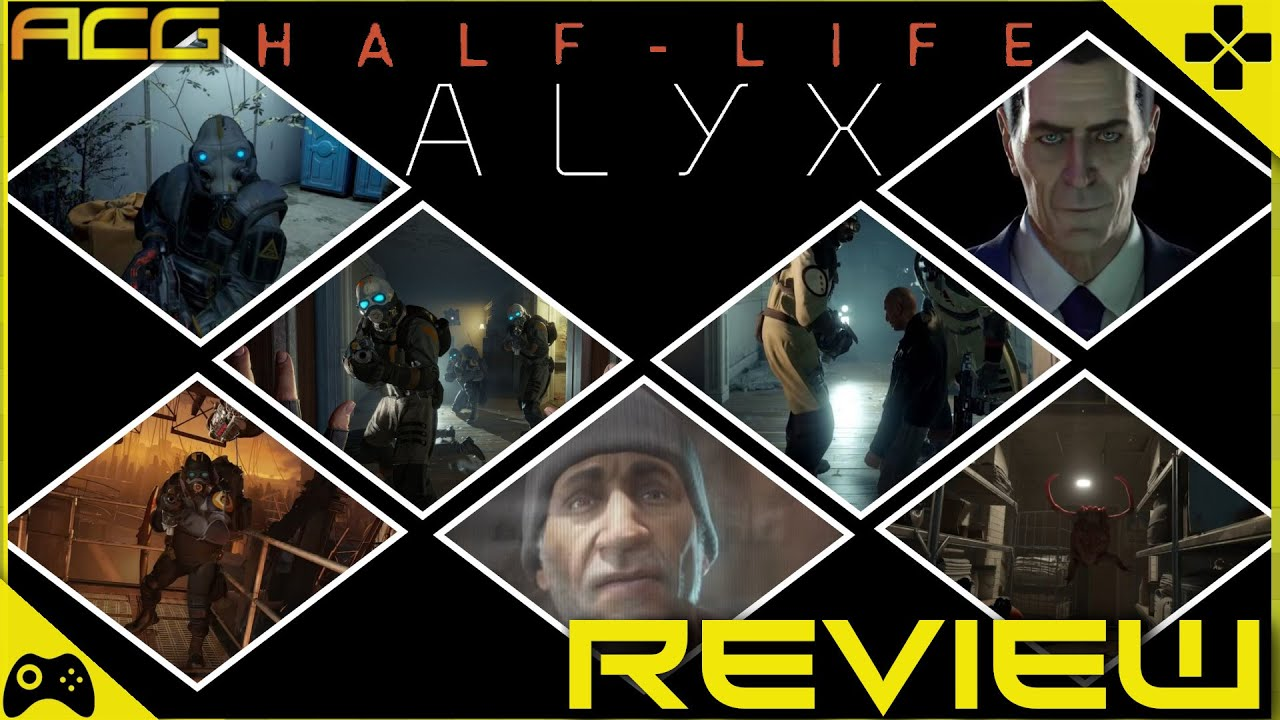 Half-Life Alyx Review