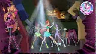 Winx Club: Happy Hallowinx Gift Video!