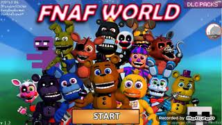 FNAF World Update 3 Android