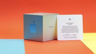 Unboxing our Pok Pok Playroom Apple Design Award