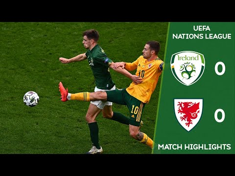 HIGHLIGHTS | Ireland 0-0 Wales - UEFA Nations League
