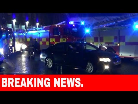 BREAKING NEWS, BOMB EXPLOSION IN DERRY CITY, NORTHERN IRELAND, 2019, LIFE AFTERLIFE TV PRODUCTIONS.