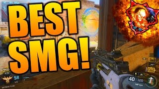 Black Ops 3: BEST SUBMACHINE GUN / BEST SMG! - NUCLEAR MEDAL In Black Ops 3 w/Best SMG!