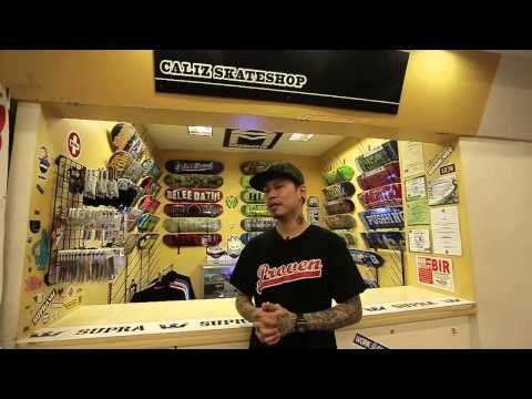 Caliz Skateshop  (about the Shop)